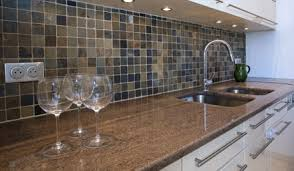 Tiled Kitchen Worktops - marble granite tiles and worktops for kitchens mdy france