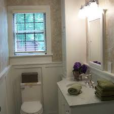 wainscoting ideas bathroom 19 best bathroom wall treatment ideas images on