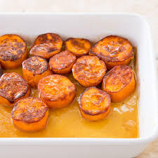 candied sweet potatoes cook s country