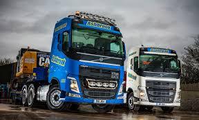 volvo ltd first volvo trucks for cheshire u0027s j k ashbrook ltd fleet uk