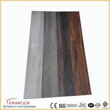 wholesale pvc click floor grey interlocking laminate wood vinyl