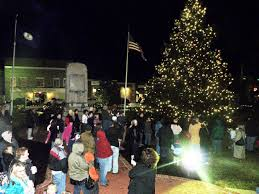 louisa christmas tree lighting louisa county va