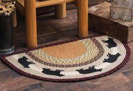 Half Circle Kitchen Rugs Half Round Hearth Rugs Home Design Ideas