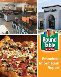 free round table pizza free pizza franchise report round table pizza franchise