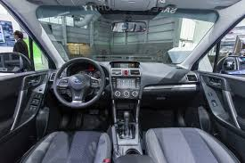 subaru forester 2016 colors 2016 subaru forester gets new multimedia system goes on sale in