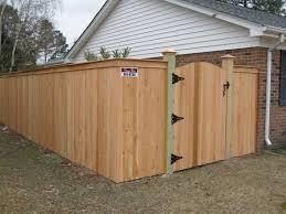 fence pro wood fences