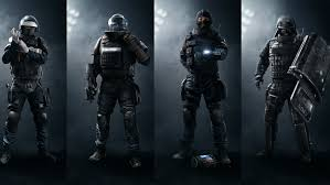 new rainbow six siege video introduces the french gign jadorendr