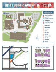 Clu Campus Map Foothill Campus Map Map Of The Northeast Region