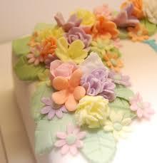 birthday flower cake a special cake to celebrate a special 90th birthday