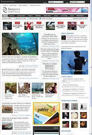 linepress wordpress theme premium download free template and theme