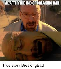 Memes Breaking Bad - meafter the end of breaking bad breaking bad feed true story