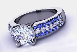 light blue sapphire engagement rings light blue sapphire engagement rings