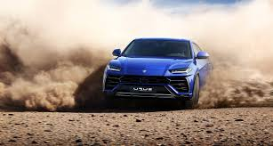 lamborghini jeep lamborghini urus debuts as the fastest suv in the world