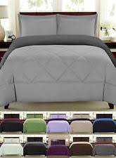 Colored Down Alternative Comforter Down Comforter Ebay