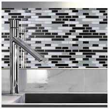 kitchen backsplash extraordinary peel and stick subway tile peel