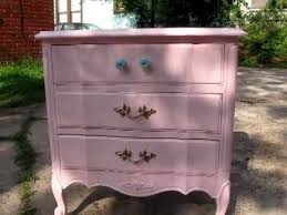 Refinishing Wood Furniture Shabby Chic by Refinishing Bella U0027s French Provincial Furniture Shabby Chic Part