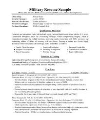 military to civilian resume examples haadyaooverbayresort com