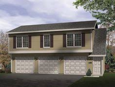 Garage With Bedroom Above 6 3 Bay Garage With Apartment Above Plans House Unusual Ideas