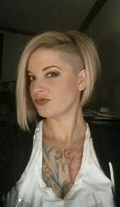 undercut women s hairstyles best 25 shaved side hairstyles ideas on pinterest shaved bob