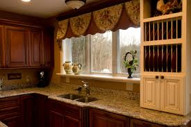 Yellow Kitchen Curtains Aweinspiring Yellow Kitchen Along With Holiday Kitchen Curtains