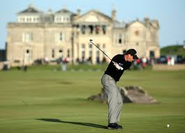 former ryder cup player incurs embarrassing two stroke penalty at