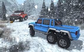 jeep snow wallpaper snow driving offroad 6x6 truck android apps on google play