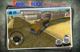 Fuel Truck Driver Tank Truck Driver Simulator Android Apps On Google Play