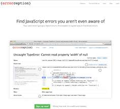 On Error Resume Next Javascript A Review Of Javascript Error Monitoring Services