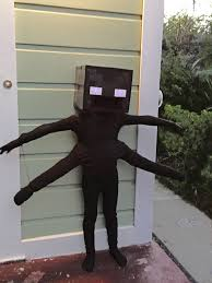 minecraft costume mutant enderman costume from minecraft