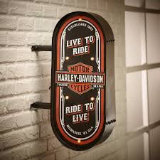 harley davidson hdmc marquee pub sign www kotulas com free