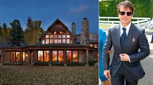 tom cruise mansion inside tom cruise s ridiculous colorado ranch