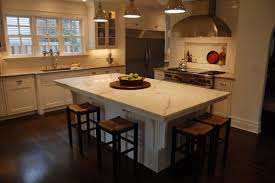 Two Kitchen Islands Kitchen Island With Overhang On Two Sides Kitchen Pinterest