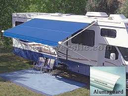 Power Rv Awnings Fiesta Spring Operated Rv Awnings Blue Gator Covers 239 652 0916