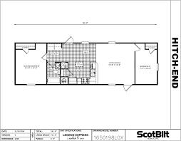 inspiring ideas 2 legend mobile home floor plans scotbilt homeca