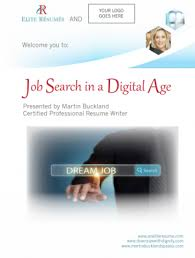 job search in a digital age workshop resumes and job coaching