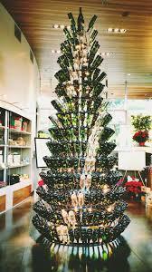 christmas tree wine rainforest islands ferry