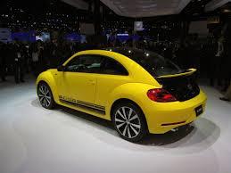 volkswagen bumblebee 2014 volkswagen beetle gsr limited to 3 500 units wemotor com