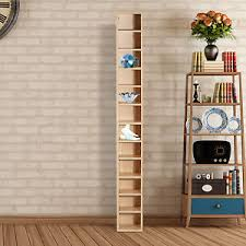 Media Storage Cabinet 12 Tier Media Storage Cabinet Cd Shelf Tower Rack Stand Multimedia