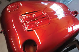 how to paint a two stage custom paint job candy u0026 pearls lowrider