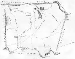 Suffolk County Massachusetts Maps And Historical Maps Of Sudbury
