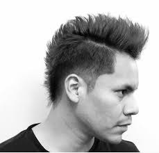 mohican hairstyles for men mohawk fade haircuts