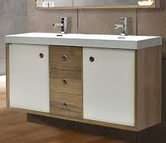 bathrooms design contemporary bathroom double vanity modern sink