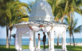 Grand Resort Gazebo by Grand Lucayan Event Venues All Inclusive Bahamas Vacation
