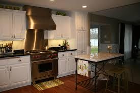 iron kitchen island 25 portable kitchen islands rolling movable designs designing idea