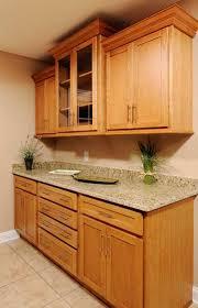 Cinnamon Shaker Kitchen Cabinets by Golden Shaker Kitchen Cabinet Depot