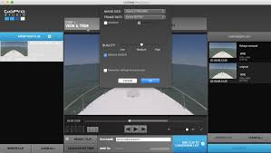 final cut pro vs gopro studio gopro tips how to remove the fisheye effect from videos