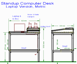 standing desk plans plans diy free download wooden high chair