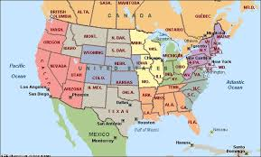 us map states los angeles us map states labeled map of usa states