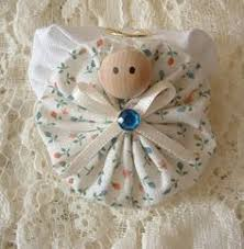 bugs and fishes by lupin how to felt angel ornament 2 free