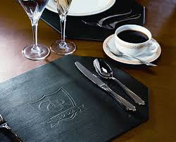 Leather Placemats For Conference Table Polar Accessories Hotel Restaurant Office Accessories